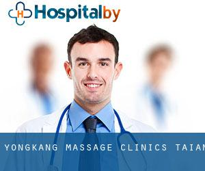Yongkang Massage Clinics Tai'an